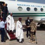 IDP camp bomb: Buhari sends delegations