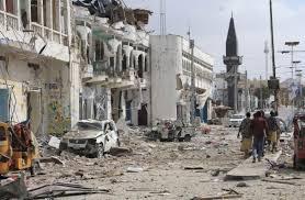 Extremist gunmen storm hotel in Somali capital, 8 killed MOGADISHU, Somalia (AP)