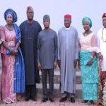 Osinbajo swears in 5 NPC Commissioners