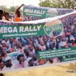 Buhari support groups hold rally in Abuja