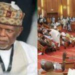 Senate calls for resignation of Hameed Ali as Customs boss
