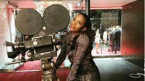 Genevieve debuts as director in new movie