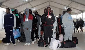 UK deports 35 Nigerians