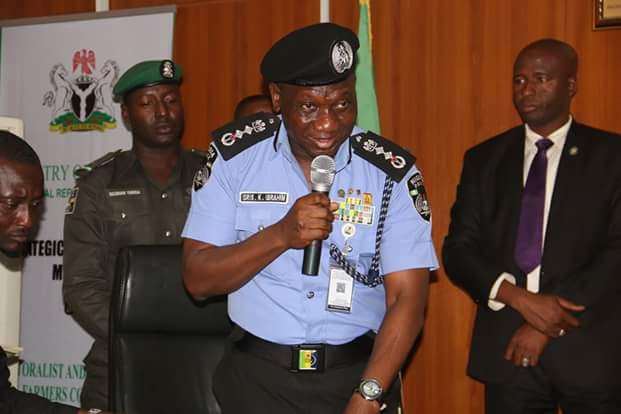 Commissioner Of Police Removed Against Anambra Election