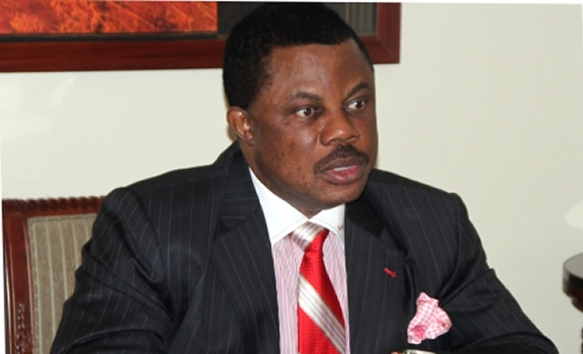 """AnambraDecides: """"My Security Details Withdrawn""""… Gov. Obiano Alleges"""