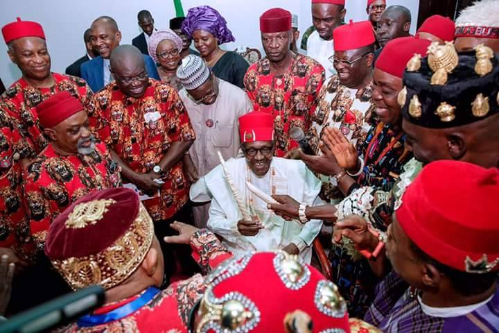 PMB with Traditional rulers