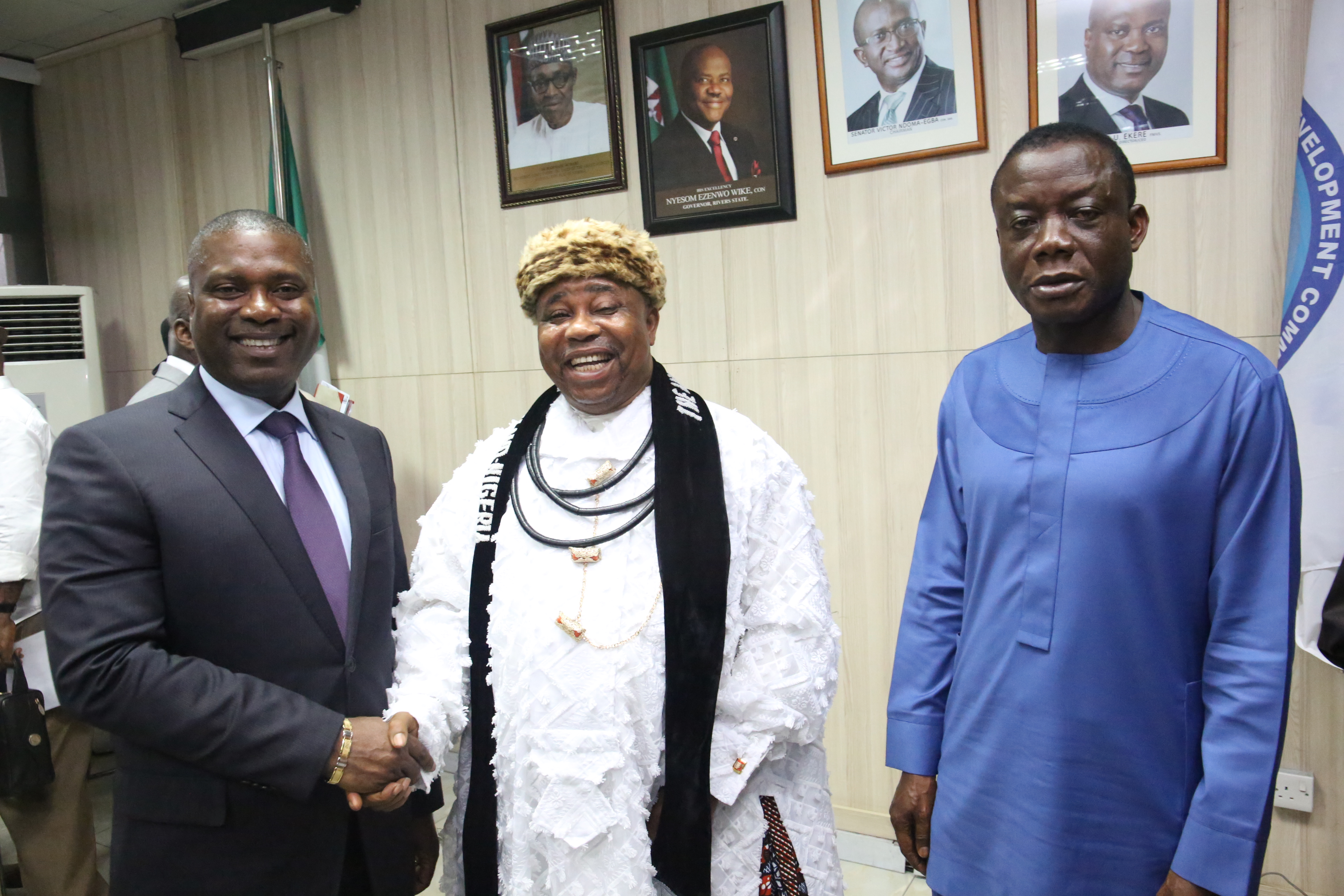 *Promote Peace, stability, EKERE charges TROMPCON