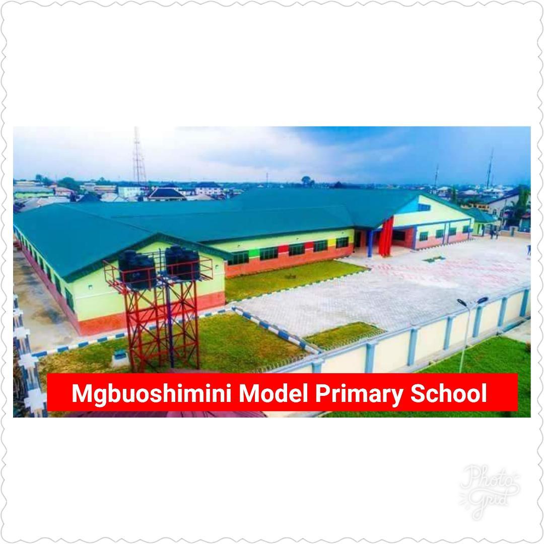 Mgbosimili modern school