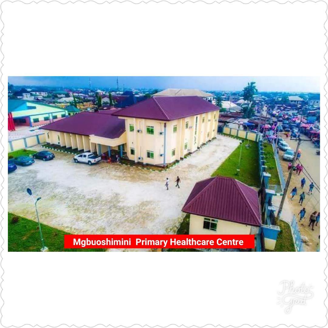 Mgbuoshimili Modern Primary Health Care Centre