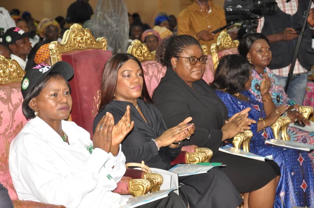 Rivers Governor's Wife calls for the education of the girl-child