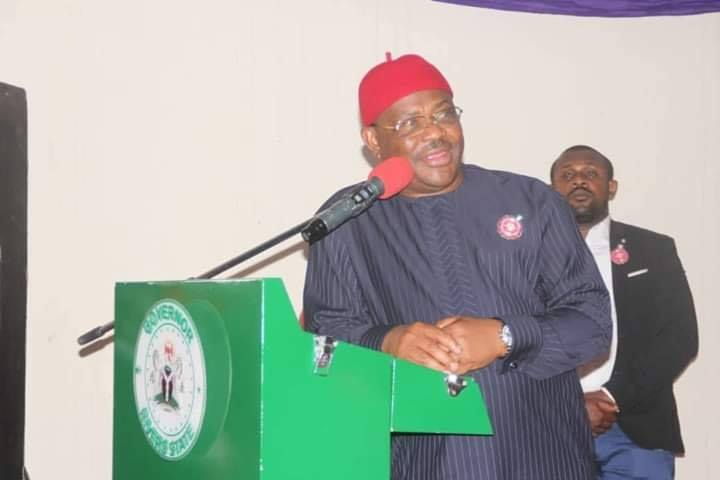 NO AMOUNT OF BLACKMAIL WILL CHANGE THE TERMINATION OF SALE OF STATE ASSETS TO SAHARA ENERGY LIMITED -- GOVERNOR WIKE
