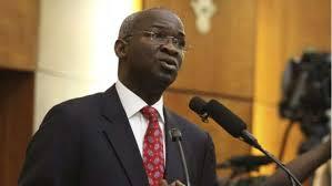 FG needs N10trn bond for roads, power…..Fashola