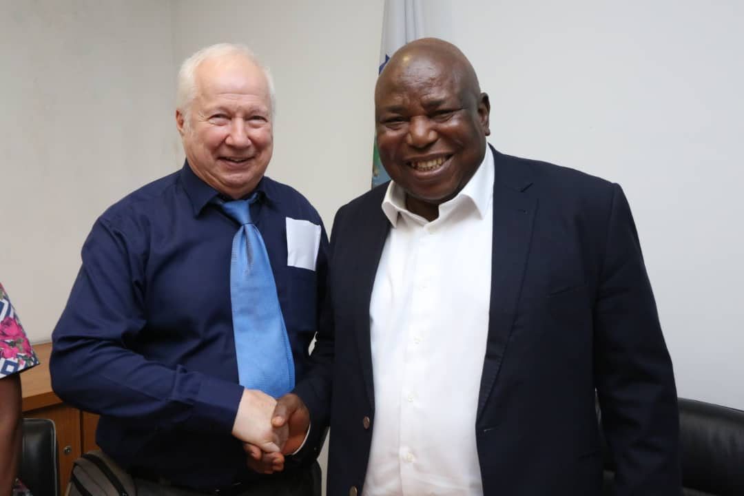 NDDC Steps up Partnership with EU on Sustainable Water Projects