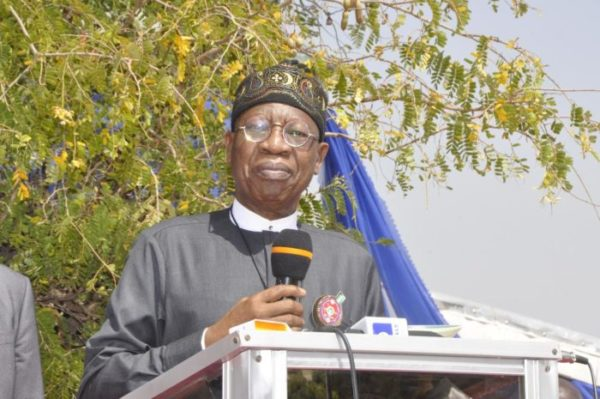 TEXT OF THE PRESS CONFERENCE ADDRESSED BY THE HON MINISTER OF INFORMATION AND CULTURE, ALHAJI LAI MOHAMMED, IN ABUJA ON THURSDAY, 26 MARCH, 2020.