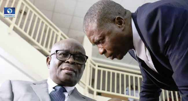 Onnoghen Rejects CCT's Judgement, Files Notice Of Appeal