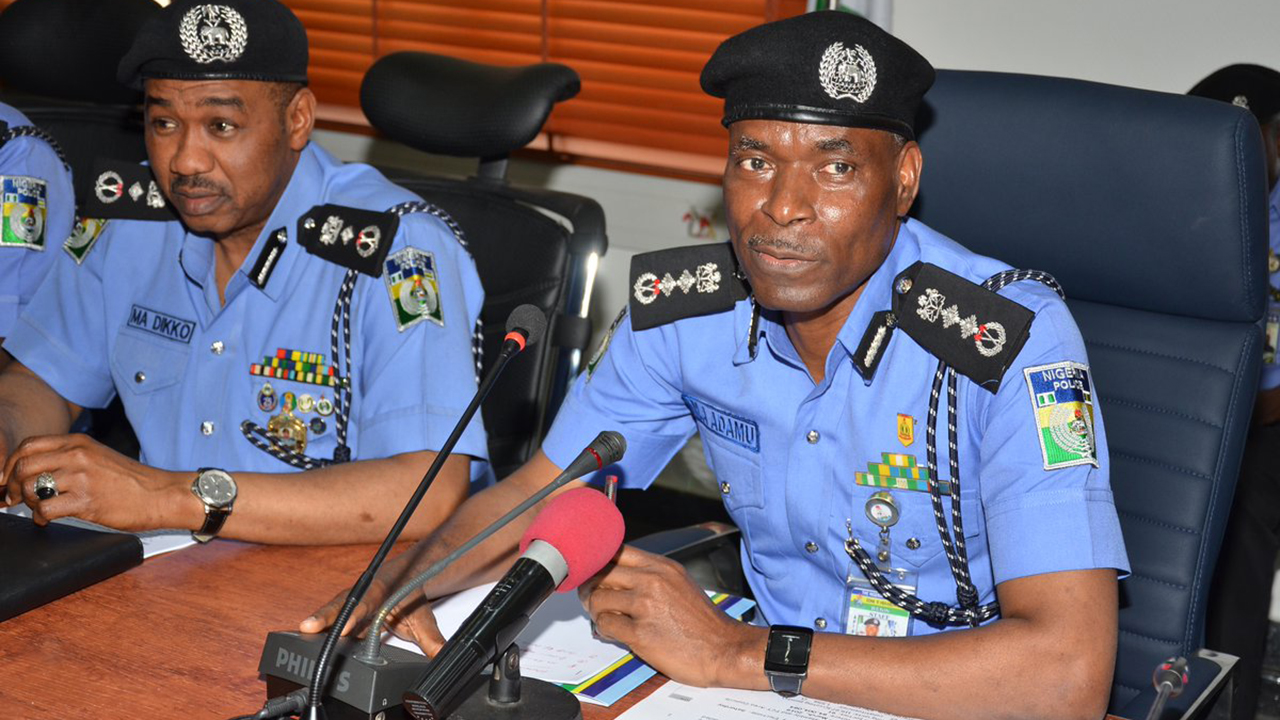 Dismantles Illegal Police Checkpoints Nationwide