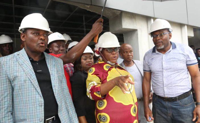 NDDC Speeds Up Work on Permanent Headquarters