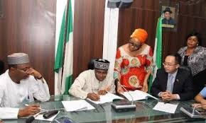 FG,China Sign Contract Agreement To link FCT with Itakpe/Warri by Railway