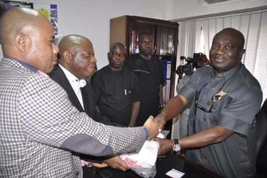 Aba To Invest On Automated Shoe Factory to Produce Military Boots, Cortina Shoes - Gov Ikpeazu