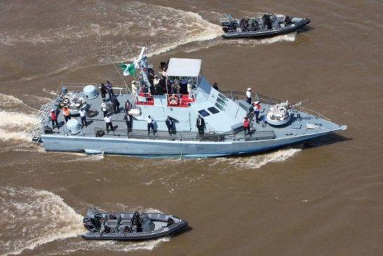 Nigerian Navy Intercepts 6 Suspected Rice Smugglers In Akwa Ibom