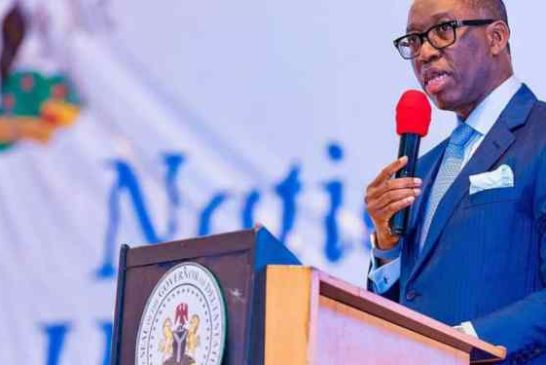 STATE BROADCAST BY HIS EXCELLENCY, SENATOR, DR. IFEANYI OKOWA, GOVERNOR OF DELTA STATE ON THE CORONAVIRUS PANDEMIC ON TUESDAY, MARCH 24, 2020.