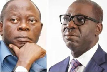OshiomholeRejects Obaseki's Christmas Gift as Mother Turns Back Governor's Emissaries