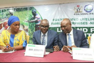 NDDC Re-States Commitment to $129 Million Agric Project