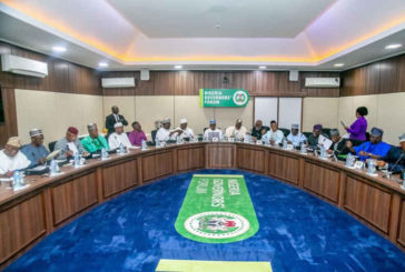 Governors Agree On 14-Day National COVID-19 Lockdown