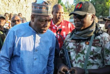 Terrorists kill 15 soldiers, policemen, others on Zulum's convoy – Report