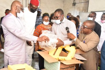 NDDC Flags off Distribution of Medical Equipment for COVID-19 Testing