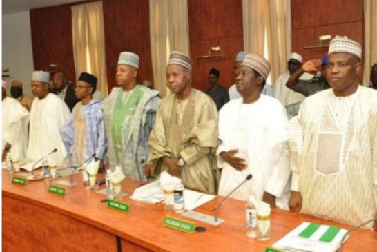 Twist In #EndSARS Tale: 19 Northern Govs Meet Buhari, Reject IG Disbandment Of SARS