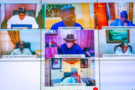 Presidency's 'Intelligence Report' Reveals How #EndSARS Protest Was Hijacked, Misdirected