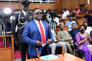 Ayade presents 'Blush and Bliss' budget of N277 Billion