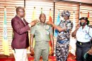 SYLVA DECORATES ASP MOHAMMED ... Commends the Nigeria Police force for effectiveness and patriotism