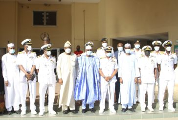 SECURITY: FCT MINISTER ACKNOWLEDGES CONTRIBUTION OF NIGERIAN NAVY