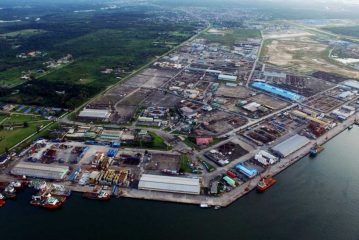 DELEGATION FROM GHANA PORTS AND HARBOURS ENDS ONE - DAY VISIT TO ONNE PORT, NIGERIA
