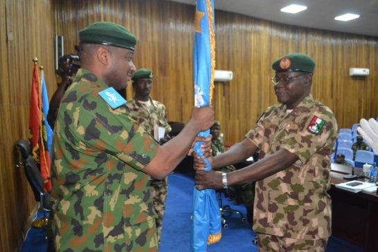 Senate Confirms Gen Yahaya as Chief of Army Staff