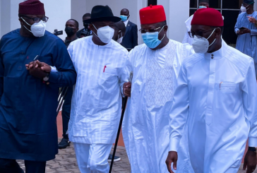 Southern Governors meet over insecurity.