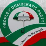 PDP Suspends National Working Committee (NWC) Meeting Indefinitely.