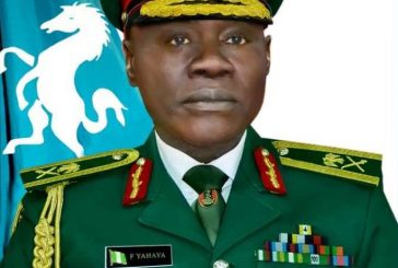 PROFILE OF THE NEW CHIEF OF ARMY STAFF MAJOR GENERAL FARUK YAHAYA