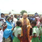 Press Release on Visit of UN Deputy Secretary General to GSS Kabusa