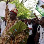 Buhari Speaks on IPOB Agitation