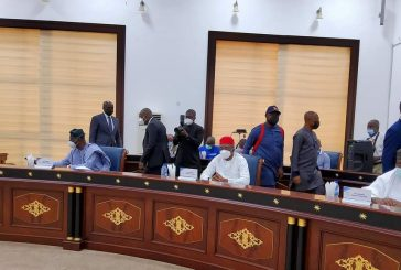 Communiqué Issued After the Meeting of The Governors of Southern Nigeria at the Lagos State Government House, Ikeja, Lagos State, on Monday, 5th July, 2021 Nigeria