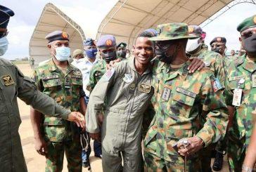 NAF confirm Fighter Pilot  Survived Crash after Killing Bandits in Zamfara