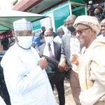 Photo Press Release – Atiku's Visit to Wadata House Abuja